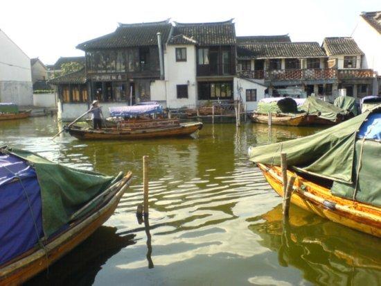 Zhouzhuang Water Village 23