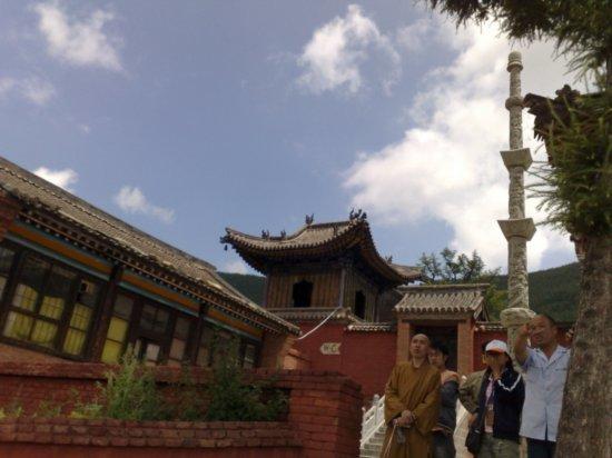 3-Wutai Shan Temple Adventure