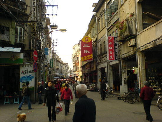 Xiamen - Speedboat & Backstreets (15)
