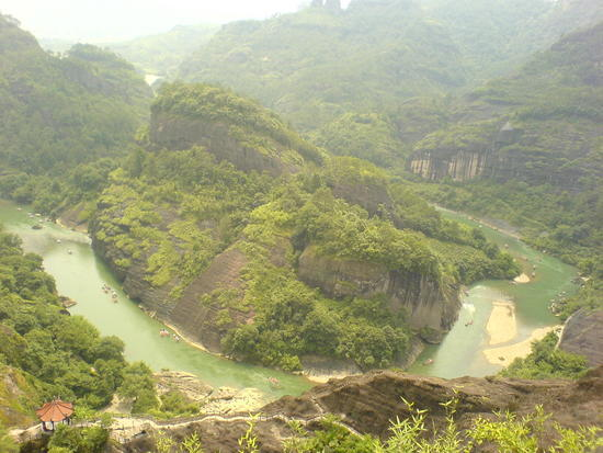 06 - 16 June 2007 - Wuyi Shan Day 1 (20)