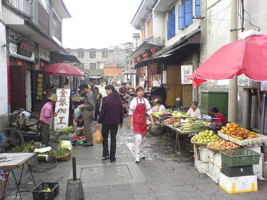 Dali Old Town Walk (5)