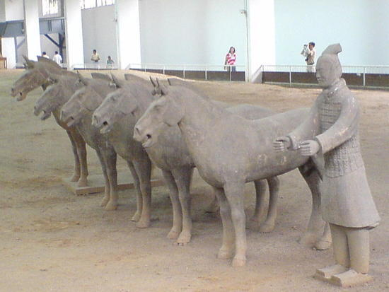 Army Of The Terracotta Warriors (5)