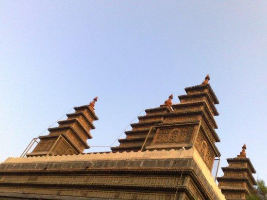 43-Wuta Pagoda & Da Zhao Temple