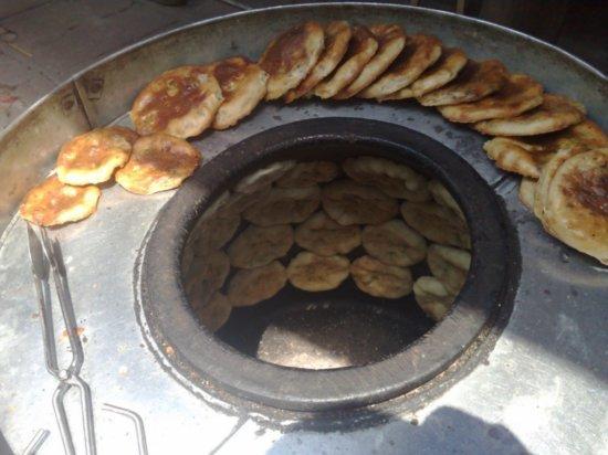 Crispy Warm Bread Snax