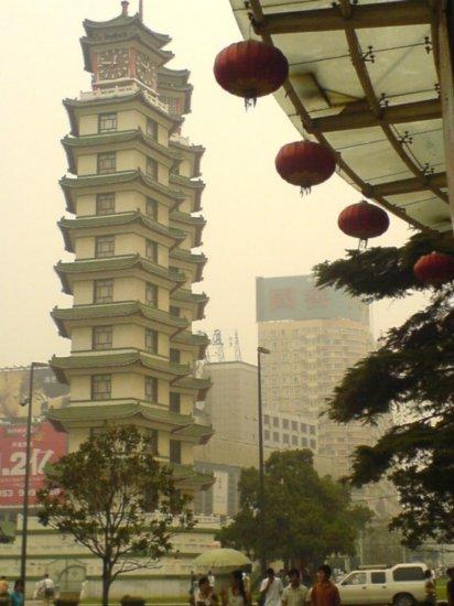 Zhongzhou - City Walls N Amigo