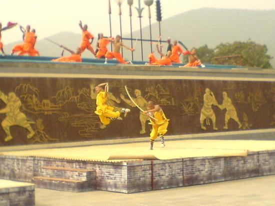 The Shaolin Monastery N Song Shan (3)