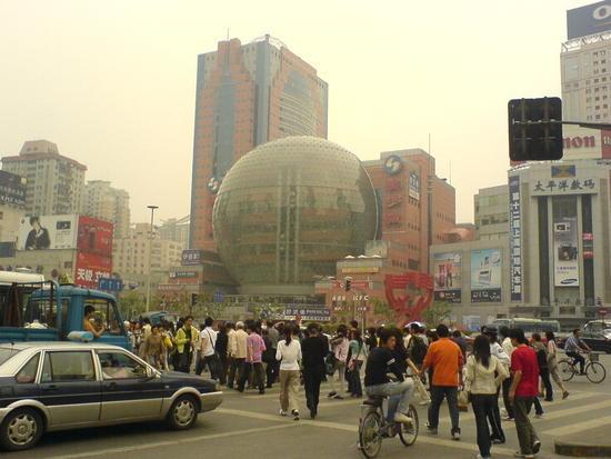 Shanghai City Temple Adventure (18)