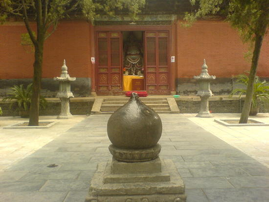 Luoyang White Horse Temple (7)