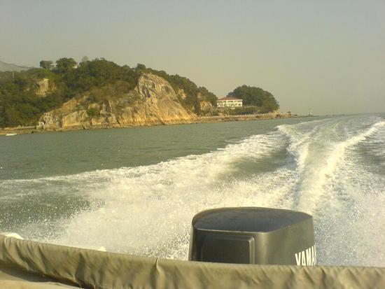 Xiamen - Speedboat & Backstreets (9)