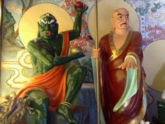29-Hanging Monastery & Mu Ta Pagoda