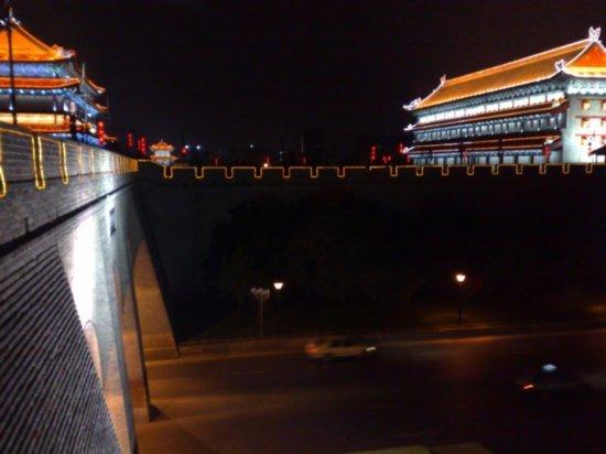 16-Xian City Wall Adventure