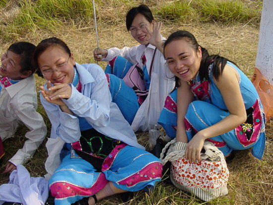 Gan Zhuang Shan Festival (2)