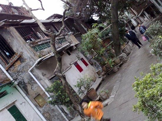Haizhuang Temple &  Tongfu Area  Haizua