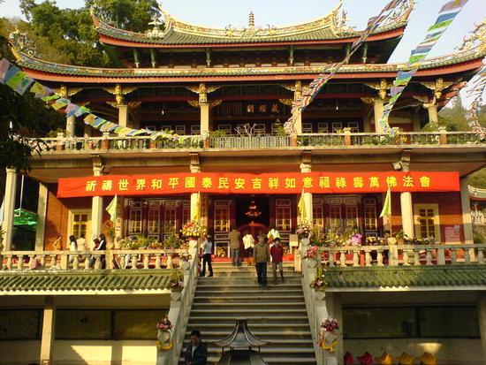 Taiwan Boat N Nanputo Temple (13)