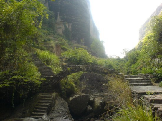 Wuyi Shan Day One 23