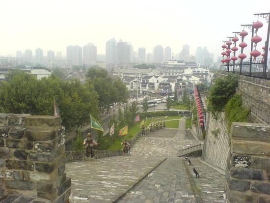 Nanjing - Zhongshan City Gate (3)
