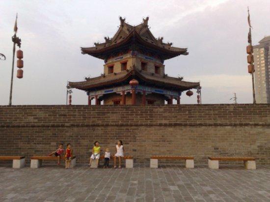 6-Xian City Wall Adventure