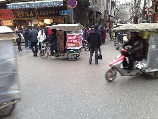 The 2009 Xian Beers N Noodles Xmas Adventure