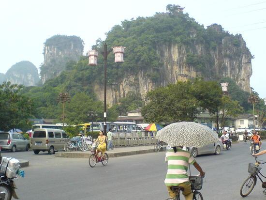 Yangshuo Back Streets