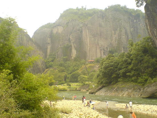 06 - 16 June 2007 - Wuyi Shan Day 1 (8)