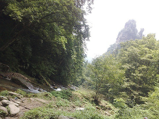Wulingyuan Nature Park Day One AVATAR
