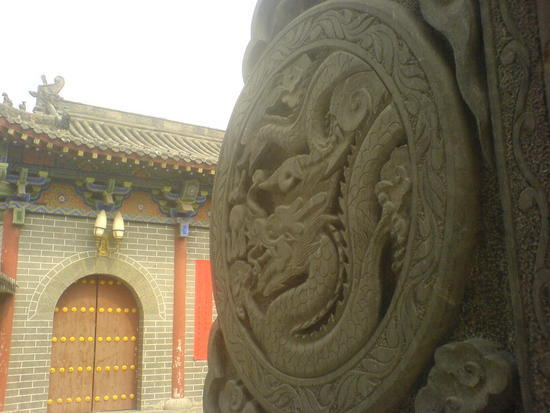 Luoyang White Horse Temple (1)