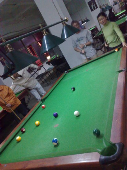 Bar & Pool Fun 12
