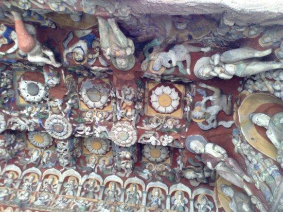 37-Yungang Grottoes Datong
