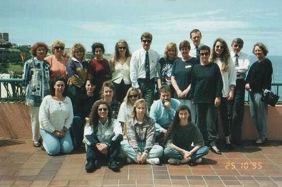 Sydney Coogee Beach - October 1995 (1)