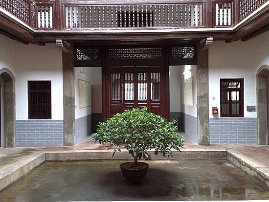 Meizhou Hakka Peoples Museum & Lianfang Tower (Hua