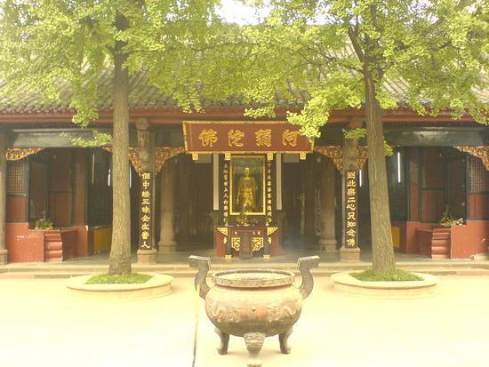 Wenshu &  Temple Renmin Park (12)