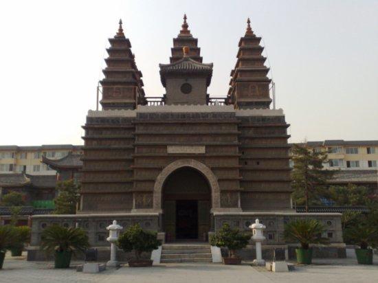 34-Wuta Pagoda & Da Zhao Temple