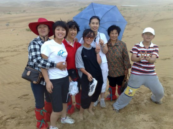 20-Hohhot Desert Adventure