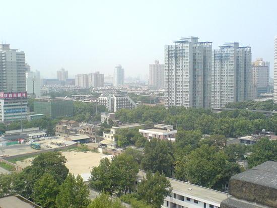 Xian Little Goose Pagoda Day (4)