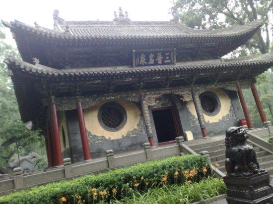 31-Jinci Temple Adventure