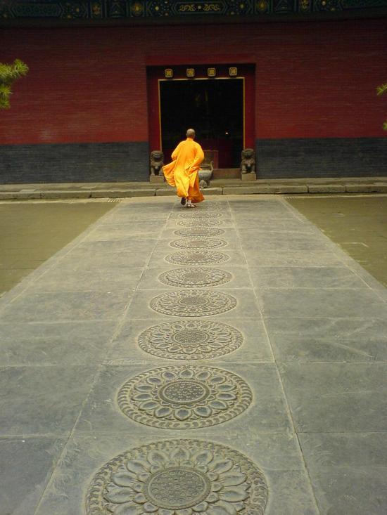 The Shaolin Monastery N Song Shan (14)
