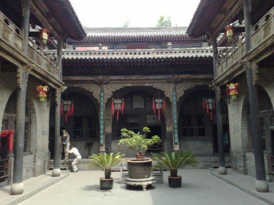 Wangs Court Yard & Zhang Bi Tunnels