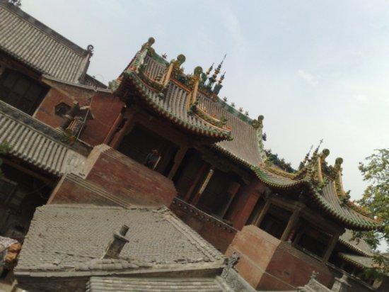 10-Wangs Court Yard & Zhang Bi Tunnels