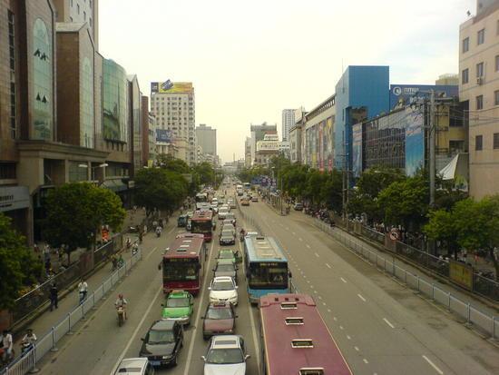 Hefei - City & Gardens Walk (6)