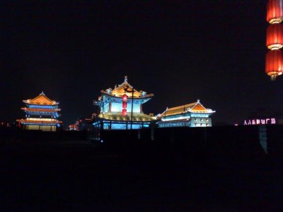 15-Xian City Wall Adventure