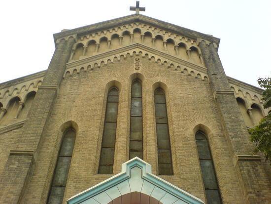 Kaifeng - Beautiful Church (1)