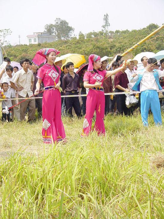 Gan Zhuang Shan Festival (16)