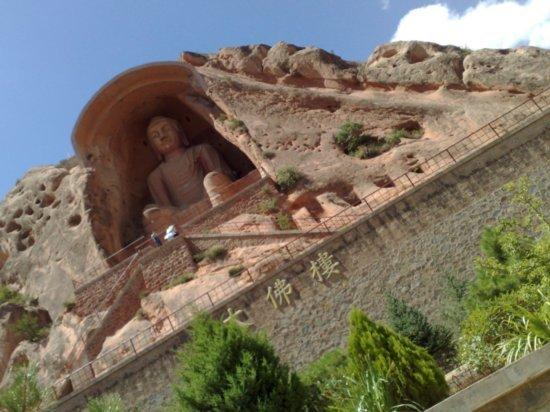 1-Xumi Shan Grottoes
