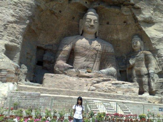 15-Yungang Grottoes Datong