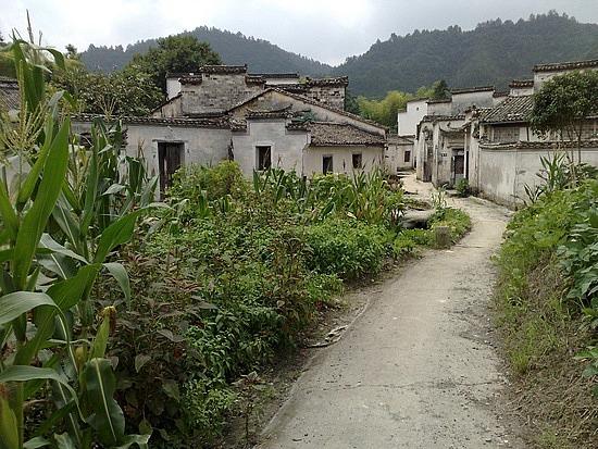 Ancient Xidi & Hongcun Villages