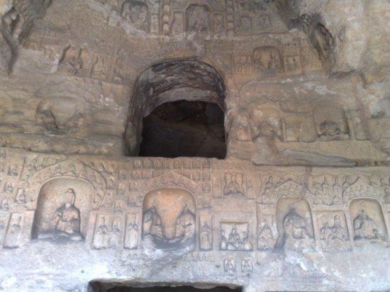 10-Yungang Grottoes Datong