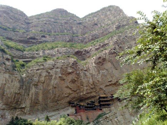 6-Hanging Monastery & Mu Ta Pagoda