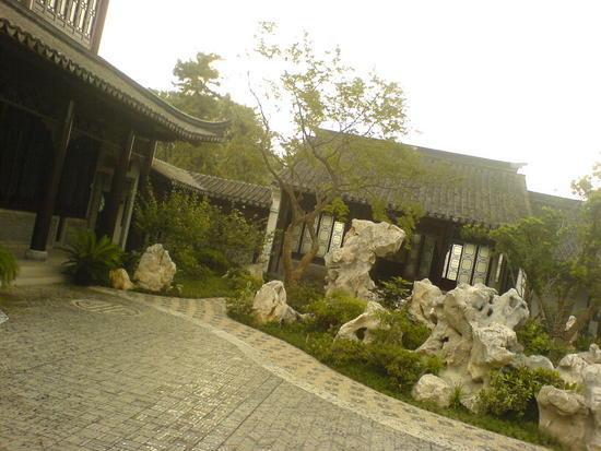 Nanjing - Mochoulu Park (3)