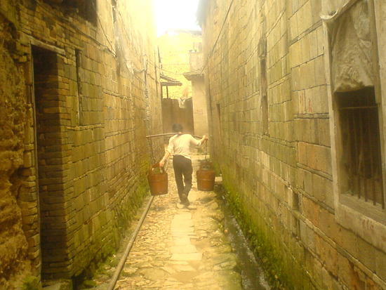 Ancient Heping Town (1)