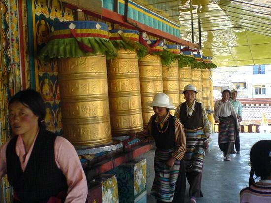 Litang Town & Monastery Walk (44)